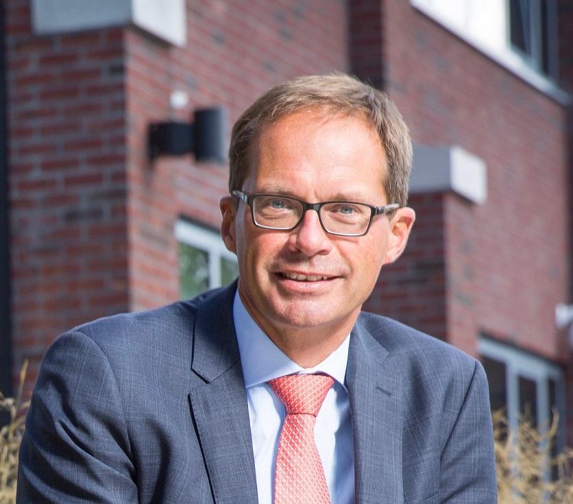 Foto van Dhr. ir. J. (Jan) Kamphof Msc