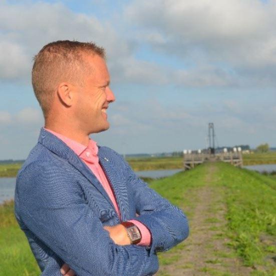 Foto van Dhr. drs. G. (Geert) Sol