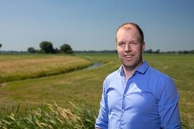 Foto van Dhr. J. (Jan) van der Linde Msc RBc