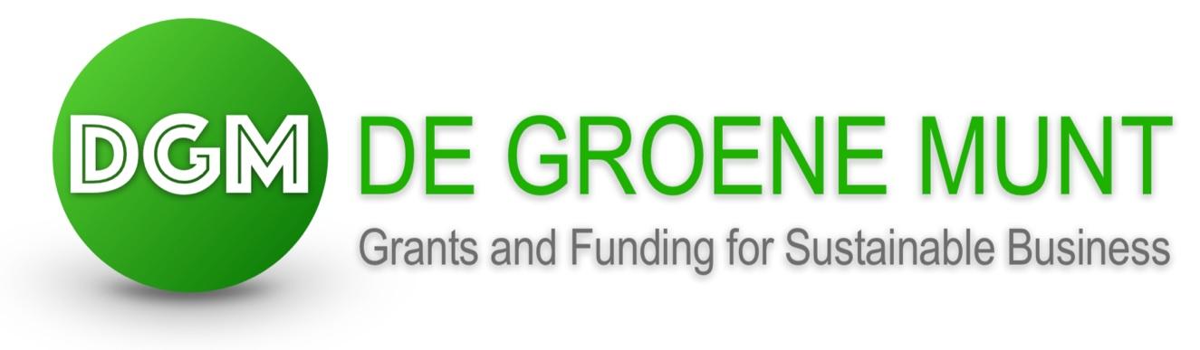 Logo DGM De Groene Munt