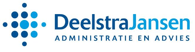 Logo Deelstra Jansen administratie en advies