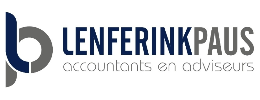 Logo Lenferink Paus accountants en adviseurs