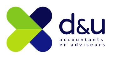 Logo D&U accountants en adviseurs