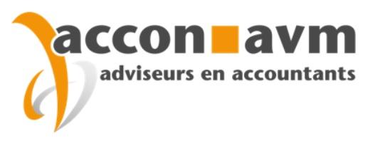 Logo accon avm adviseurs en accountants (Leeuwarden)
