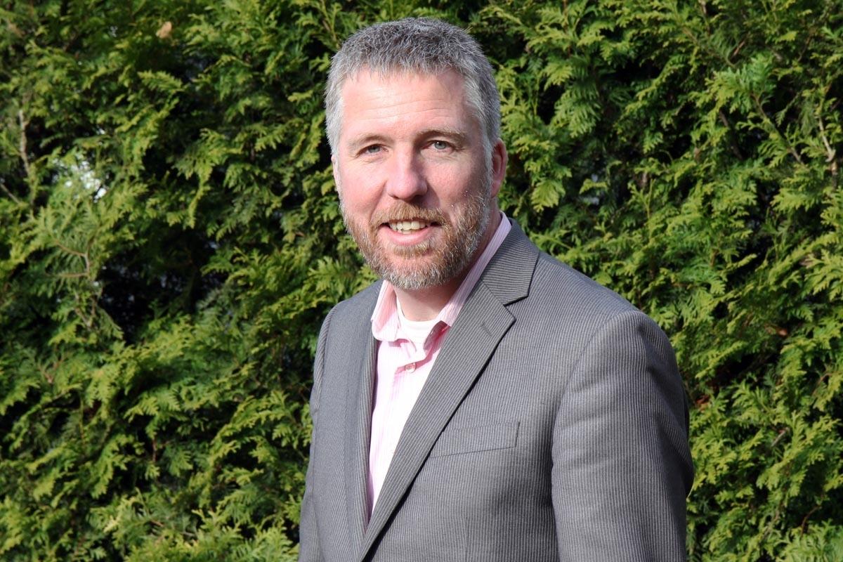 Foto van Dhr. ing. H.J. (Hendrik Jan) Bos ab