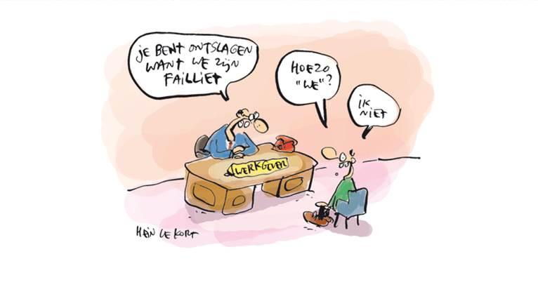 FLASH! Schuldsanering of faillissement | Vereniging ...