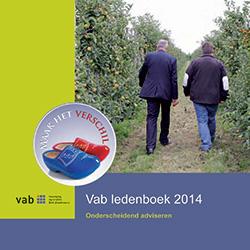 VAB Ledenboek 2014